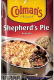 Colman's Sheperds Pie Mix x 6 コールマン シェパーズパイ レシピ ミックス 6袋