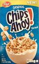 朝食シリアル チョコレートチップ 19オンス Chips Ahoy Breakfast Cereal, Chocolate Chip, 19 Oz