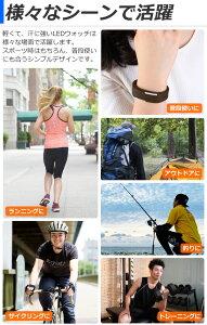 腕時計スポーツウォッチシリコンLED選べる10色防水日本語説明書付ランニングウォッチランニングマラソンウォーキングスポーツアウトドア男性用女性用男女兼用ユニセックス6ms