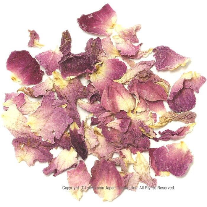 ローズピンク バラの花びら 200g