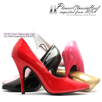 Quick delivery stock 5 inch heels / ピンヒールレディース pumps imported shoes