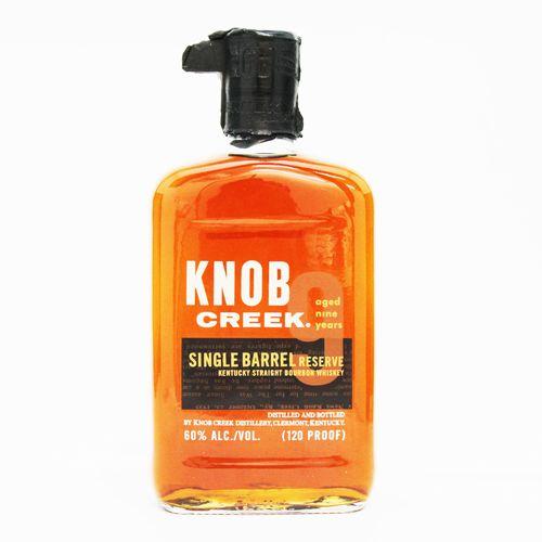 [アメリカン/バーボンウイスキー]ノブクリーク9年シングルバレル60度 試飲用50mlボトル