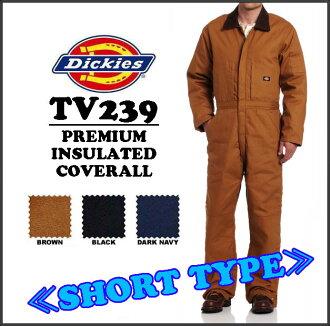 DICKIES (Dickies) 溢價絕緣套裝總理 minstratiod 覆蓋所有短 •