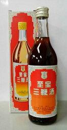 至宝三鞭酒 35度 500ML X 12本(1ケース売り)、中国白酒、健康酒!!