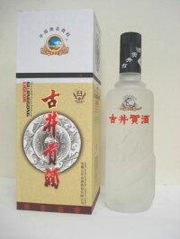 古井貢酒38度龍ボトル