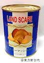 業務用・中国産・LAND SCAPE・オイスターマッシュルーム(ひらたけ水煮)・ホール・2号缶・内容総量850g(固形量454g)!100-23520