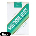 「あす楽対応商品」◆「男性向け避妊用コンドーム」ジャパンメディカル スイートホームセレクト 500(SWEETHOME SELLCT 500) 6個入り ※完全包装でお届け致します。