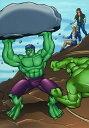 超人ハルク #4 アイアンマンの...