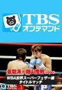崔龍洙×畑山隆則(1998) WBA世界スーパーフェザー級タイトルマッチ【TBSオンデマンド】【動画配信】