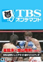崔龍洙×畑山隆則(1997) WBA世界ジュニアライト級タイトルマッチ【TBSオンデマンド】【動画配信】