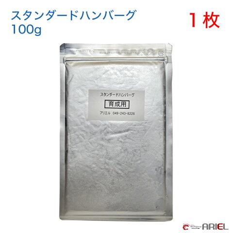 【クール便】スタンダードハンバーグ 100g 1枚