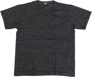 エントリーエスジー ロサリオ グラファイト 半袖 ポケット付き Uネック Tシャツ ENTRY SG ROSARIO GRAPHITE 175