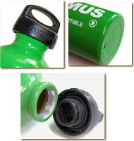 【OPTIMUS】オプティマスフューエルボトルグリーン0.4LSサイズ