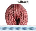 【 BEAL 】 INDUSTRIE 11mmセミスタティック・ロープ 11mm(1m/403円)