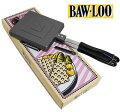 【BAW-LOO】バウルーワッフルトースター