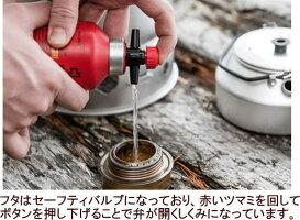 【トランギア】マルチフューエルボトル1.0L