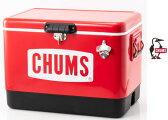 【CHUMS】SteelCoolerBox54Lスチールクーラーボックス54L●送料無料●