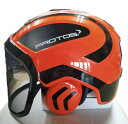 【 PFANNER 】ファナー【 ブラックリフレクター 】プロトス インテグラル フォレスト ヘルメット-送料無料-