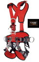 【 CAMP 】GT Turbo (GTターボ) 【Size S-L】ROPEACCESS、TEAMRESCUE用フルフルボディハーネス●送料無料●