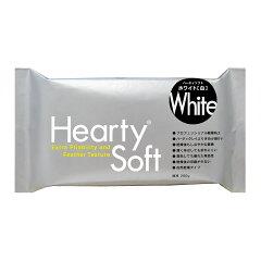 ハーティソフト ホワイト|樹脂粘土 ハーティ ソフト|パジコ|軽量樹脂粘土|白 ねんど|プロ ...