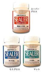 ねんど 粘土用具 下塗り&仕上げ液 仕上げ液シーラー