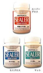 ねんど粘土用具下塗り&仕上げ液など仕上げ液シーラー