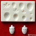 ねんど 粘土用具 樹脂粘土用ミニ型抜き その他の型 G−00