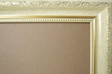 刺しゅう額 DMC オリジナル額 GAKU33‐33 刺繍キットなどにつかえる額 内寸:32×32cm | 手芸 刺繍額