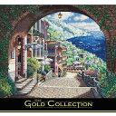 刺繍|Coastal View|Gold Collection|刺しゅうキット|クロスステッチ|刺繍キット|景色|...