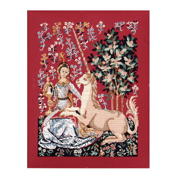 ★P5倍★刺繍 刺しゅう輸入キット Princesse La vue刺繍キット フランス|
