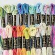 刺繍 刺しゅう糸 Anchor 25番 マルチ 1 【メール便可】アンカー|糸|刺繍糸
