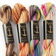 刺繍 刺しゅう糸 Anchor 5番 パールコットンマルチ 2 【メール便可】アンカー|糸|刺繍糸