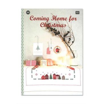 刺繍 刺しゅう図案集 Coming Home for Christmas No. 151 【メール便可】