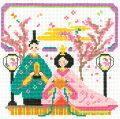 【おうち時間に!】ひな祭りの刺繍キットおすすめは?