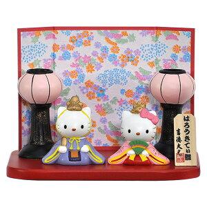 Hina Doll Hina Doll Hina Doll Oinasama Hina Dolls Small Compact Mini Mini Sanrio Hello Kitty Kitty 2 people Yuki-dong First Festival Hinamatsuri الشعبية الترتيب E913