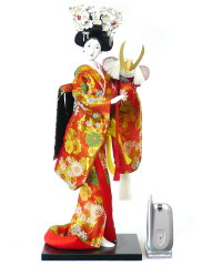 海外へのお土産にも!日本人形【日本人形】【J021】日本人形10号【八重垣姫】【新作】【秀光】...