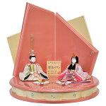 【P88407】木目込人形飾りセット
