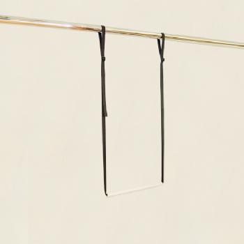 クローゼットブランコW30◇【省スペース・収納力アップ・収納効率・衣類収納・洋服収納・ハンガー・ハンガーラック・クローゼット収納・2段バー・衣替え】