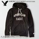 ■アメリカンイーグル メンズ プルオーバー パーカーシャツ AE Si...