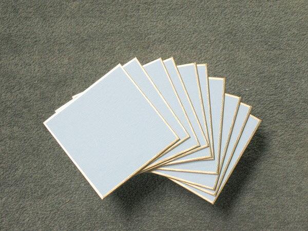 色紙 / 姫色紙 豆色紙  和画仙 並/10枚