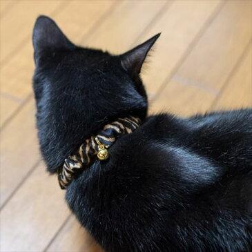 子猫〜成猫用 シュシュ 猫 鈴 首輪 セーフティ ゴムタイプ  フェレットにも 【猫雑貨招福】
