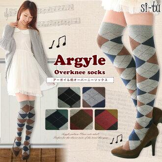 Cute Argyll patterns ★ Alberni!