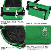 MEI(エムイーアイ)MEI1183303MINIMUMMESSENGERミニマムメッセンジャーバッグブランドMEIメイバッグ鞄かばんボディバッグミニバッグショルダーバッグメンズレディースユニセックスアウトドア