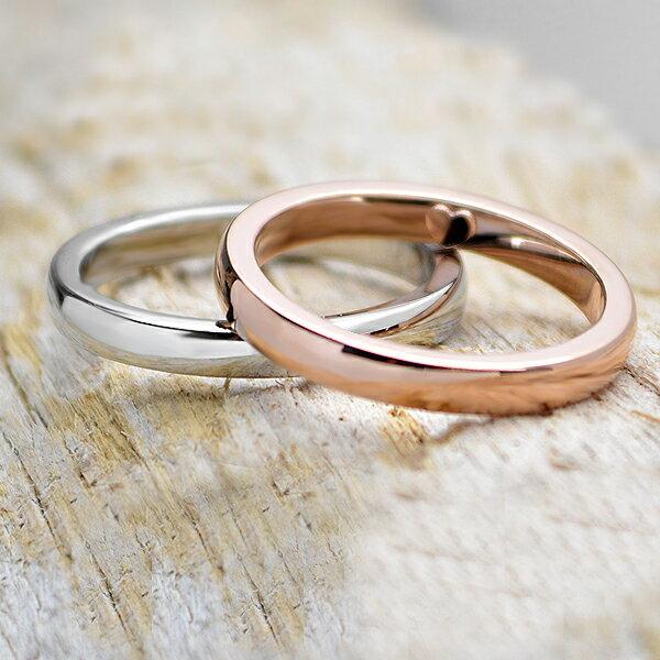 指輪 リングMOON RING サージカルステンレスリング ファッションリング ☆ハート型 プレゼントに♪【メンズ】【レディース】【指輪】【6号7号8号9号10号11号12号13号14号15号16号17号18号19号20号21号23号】シルバー ピンクゴールド バレンタイン:革物通販