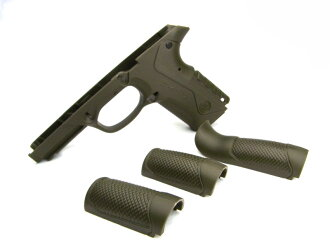 Nebula Tokyo Marui Px4 rial carved seal frame olive-drab