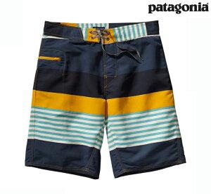 PATAGONIA パタゴニア メンズ 水着 ウェーブフェアラー ボード ショーツ ボードパンツ ボードシ...