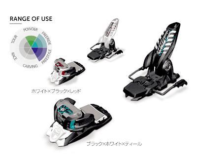 MARKER GRIFFON 13 安心の国内正規品ブレーキ幅選択可! 2014/2015マー…
