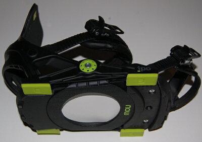 2012/13モデルNOWBINDINGIPOノーハイバックライディング可能!画期的新商品!ナウビンディングJFペルシャ送料無料!