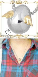 【天使の卵/TenshinoTamago】天使の卵シルバーペンダント/天使111/ネックレス【ラッピング無料】RCP
