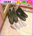 靴用乾燥剤 (ミニ)【2足分】(1足2個100g入)【送料3
